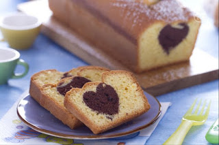 Ricette Kenwood Cooking Chef: Idea San Valentino: Plumcake soffice ...