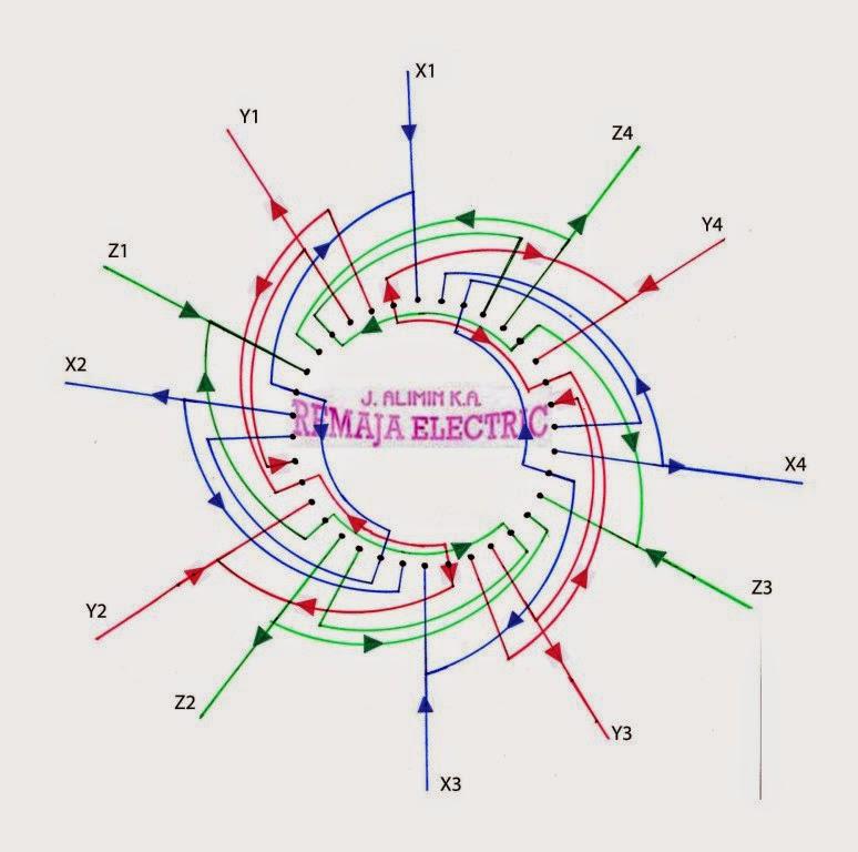 9 Lead 3 Phase Motor Wiring Diagram 9 Get Free Image