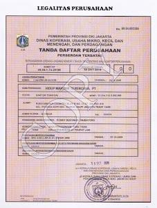 LEGALITAS HMT - TDP