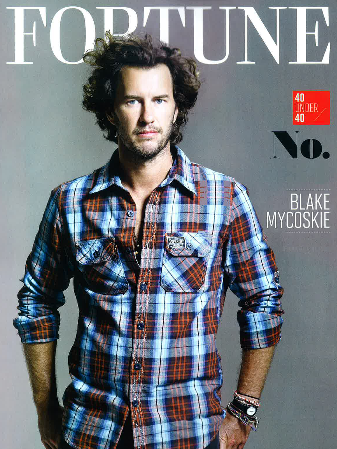 the entertainment of blake mycoskie