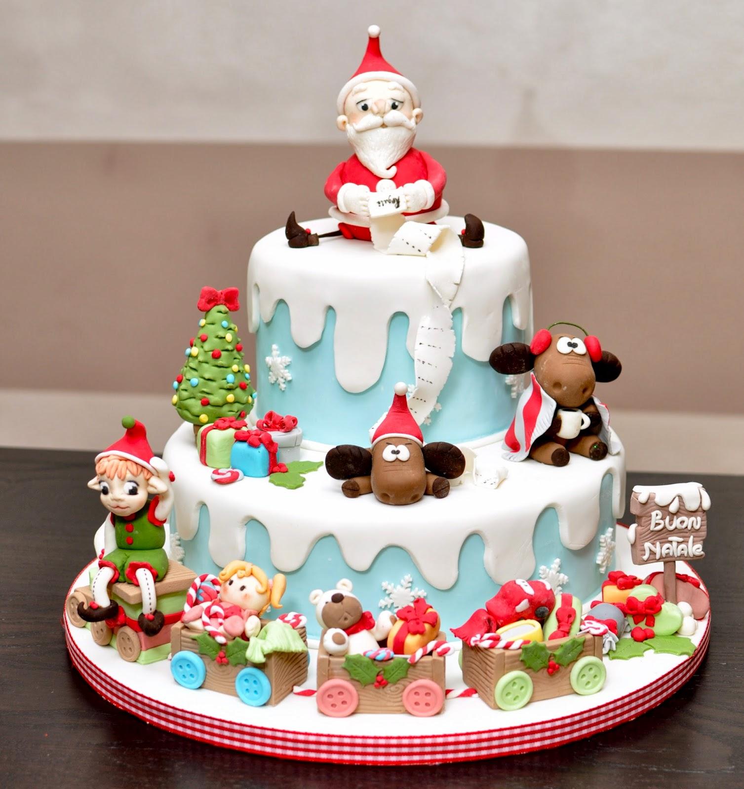 Zuccherosamente...: La torta vincitrice del contest di ...