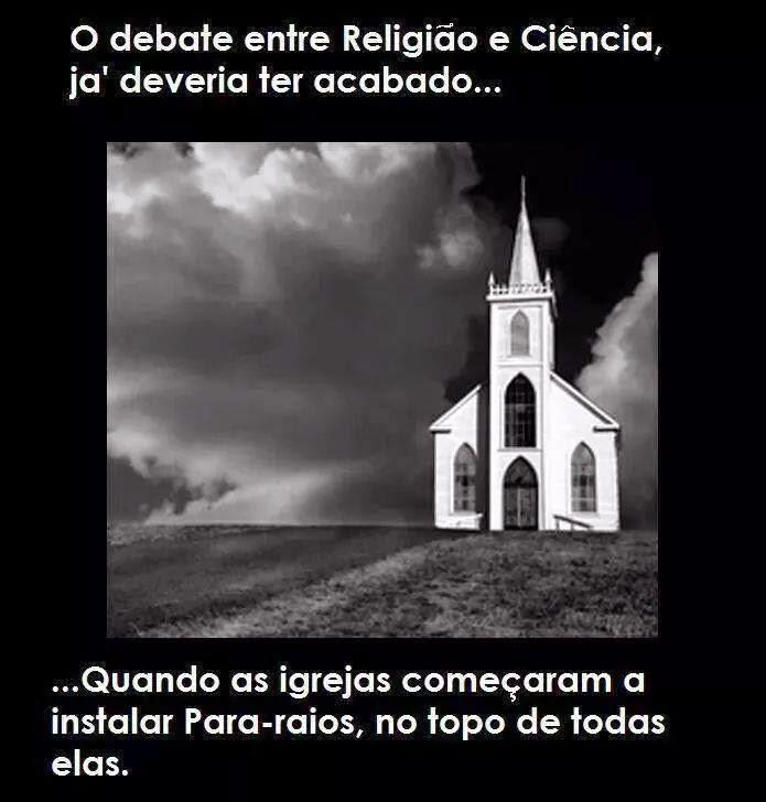 Entre religião e ciência?