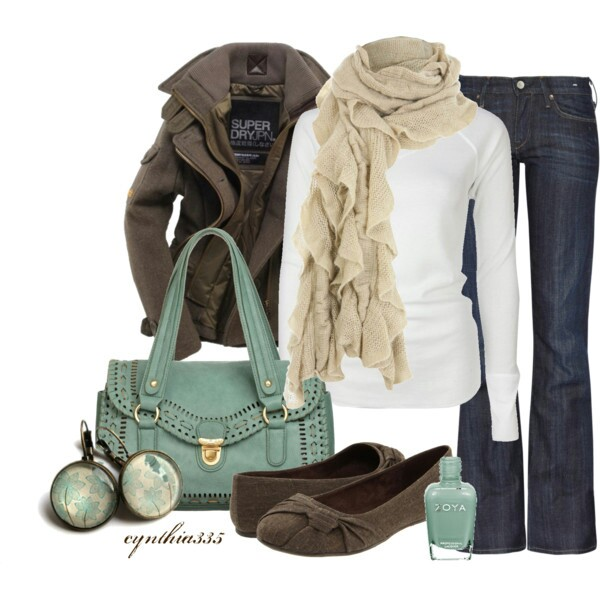 Orchard Girls: Fall Outfit Inspiration