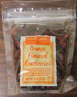 Trader Joe's Orange Cranberries