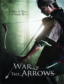 Caratula de War of the arrows