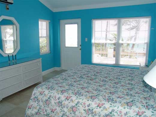 Blue Interior Designs Bedroom :
