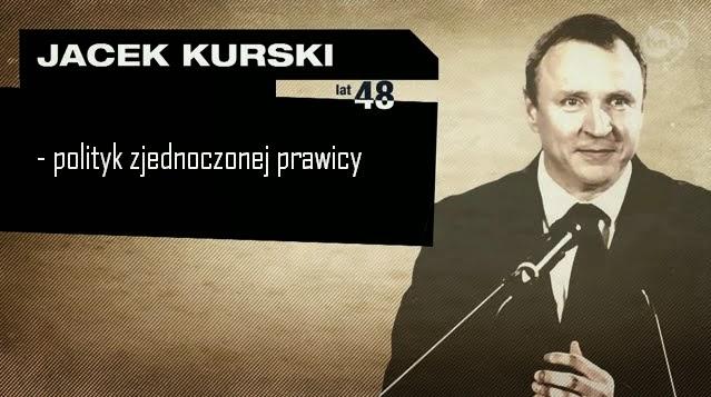 Jacek Kurski - polityk zjednoczonej prawicy