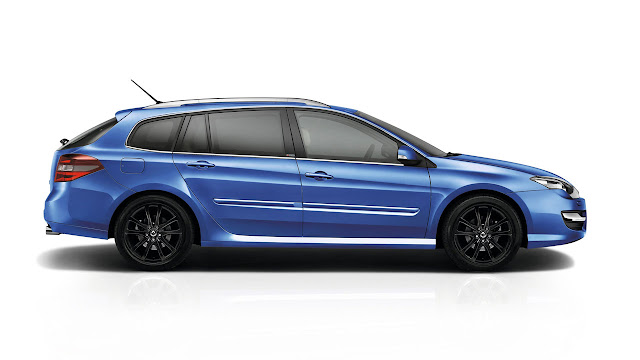 Renault Laguna Collection 2013 blue