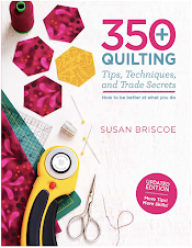 Published: 350 Quilting Tips, Techniques and Trade Secrets