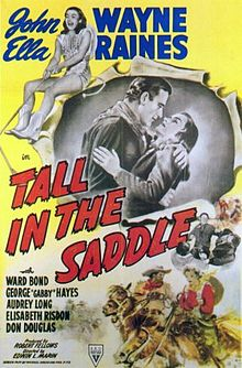 'Tall in the Saddle' (1944)