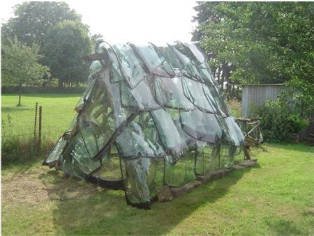 10 ideas para la construcci n de invernaderos reciclados - Como hacer invernadero casero barato ...