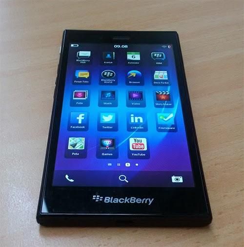 BlackBerry Jakarta Z3