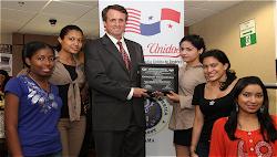 Embajada de los EE UU. hace invitación a las chicas de la Red de Estudiantes de la Fundación STYLE