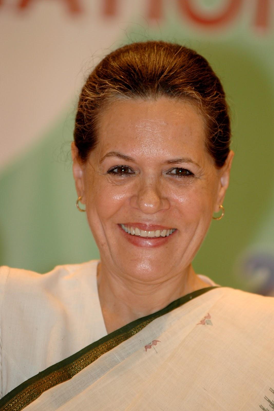 I Was Here Sonia Gandhi