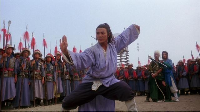 Hình ảnh phim Thái Cực Trương Tam Phong