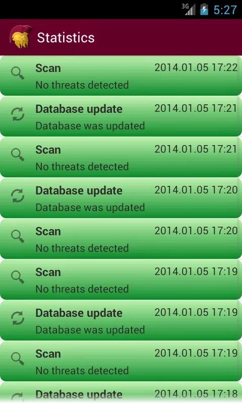 AntiVirus Android Premium v2.1.6