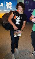 Harry Styles 2012