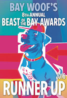 Baywoof Beast of the Bay Award