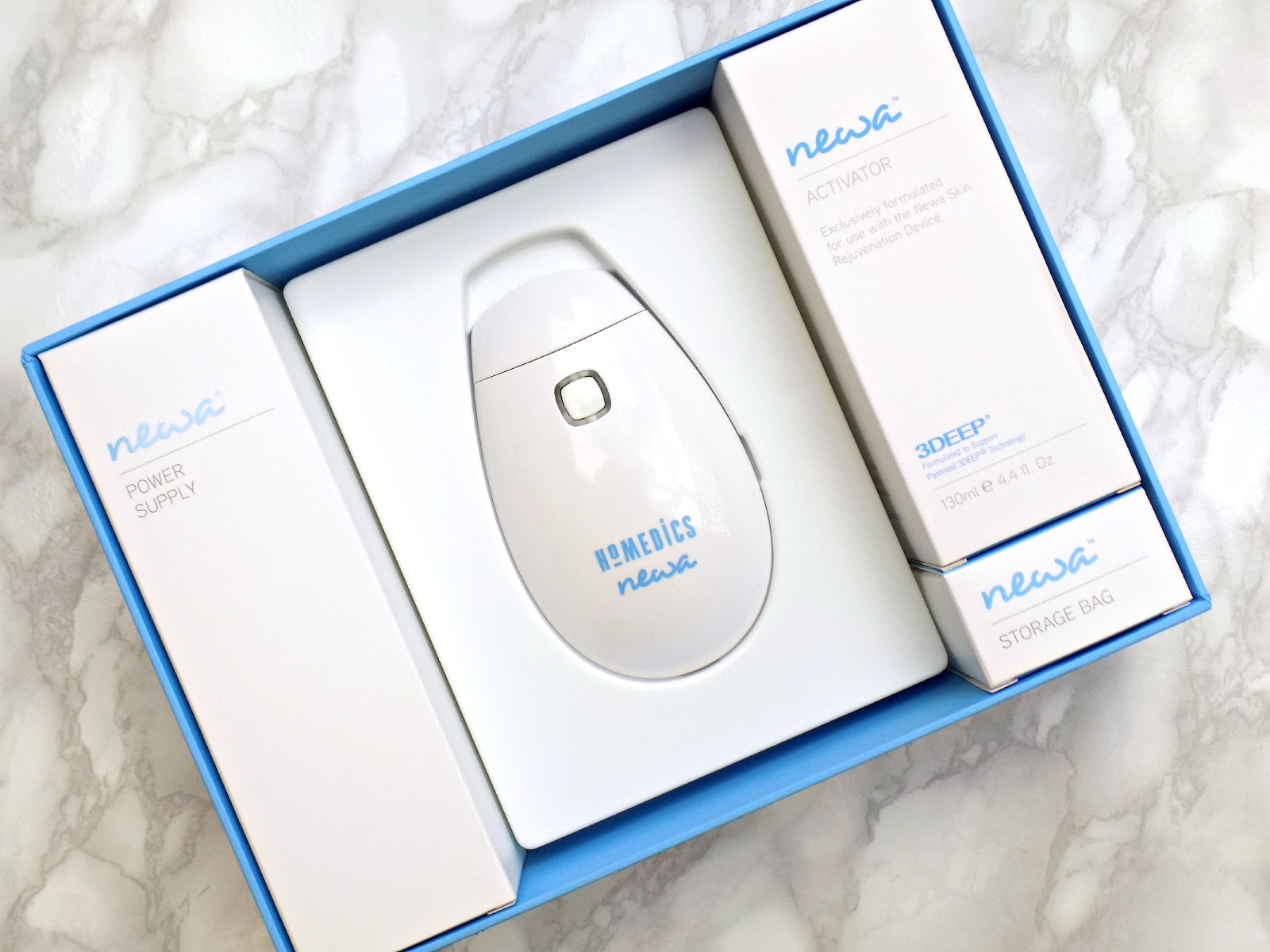 HoMedics NEWA - Skin Rejuvenation Treatment
