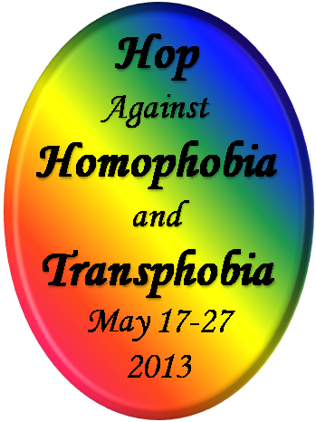 Hop against Homophobia and Transphobia graphic