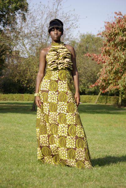 Print African Dress Designs
