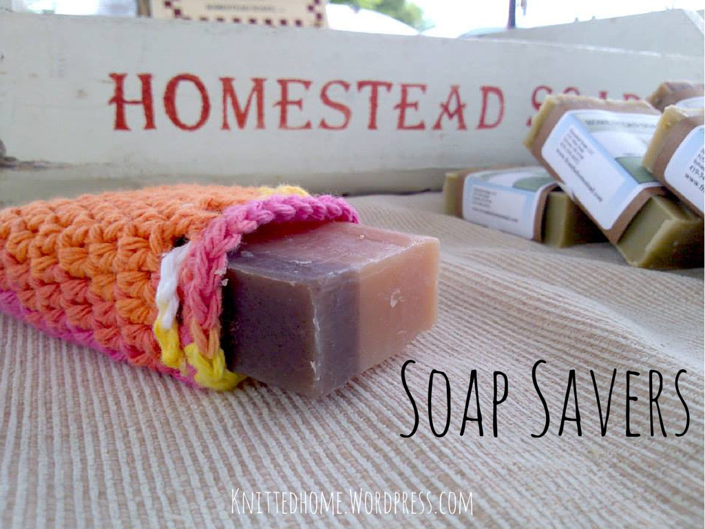Soap Savers  |  Knittedhome.etsy.com