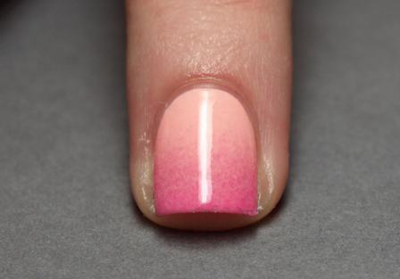 dab into the nail polish you just mixed apply to your nail add a ...
