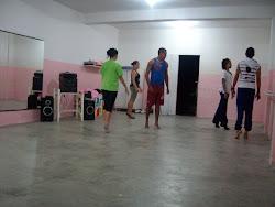 oficina de dança conteporânea