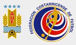 مشاهدة مباراة أوروجواي و كوستا ريكا اليوم 14-6-2014 بث مباشر كأس العالم