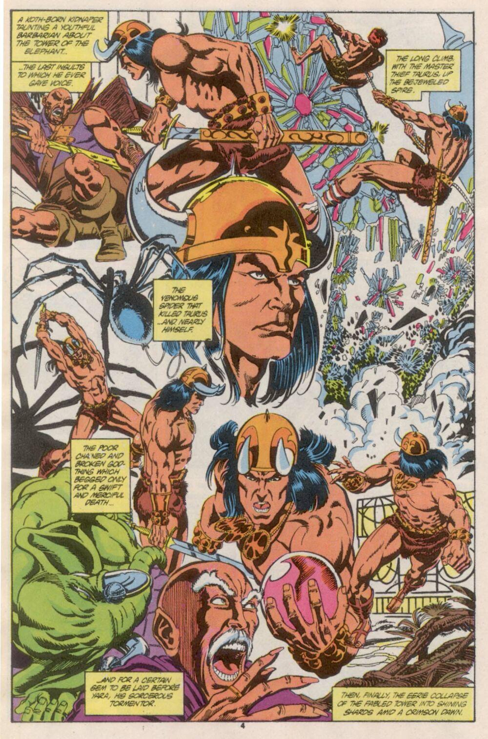 Conan the Barbarian (1970) Issue #241 #253 - English 5