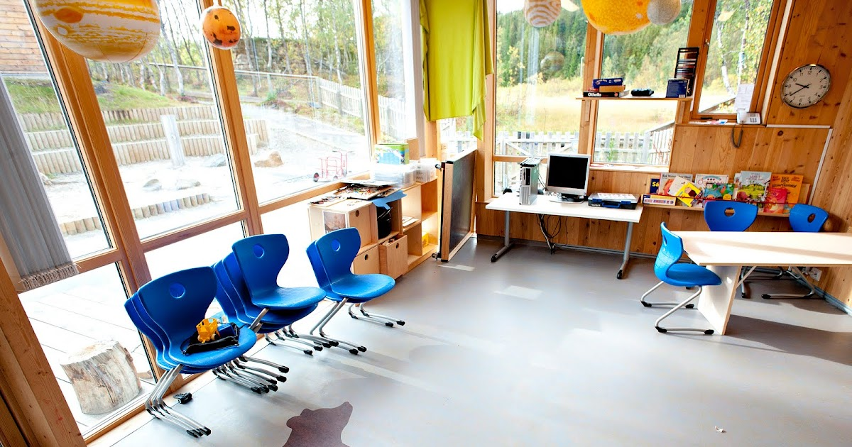 Steinsvik Arkitektkontor AS: Pris for vakre gulv - Universet barnehage