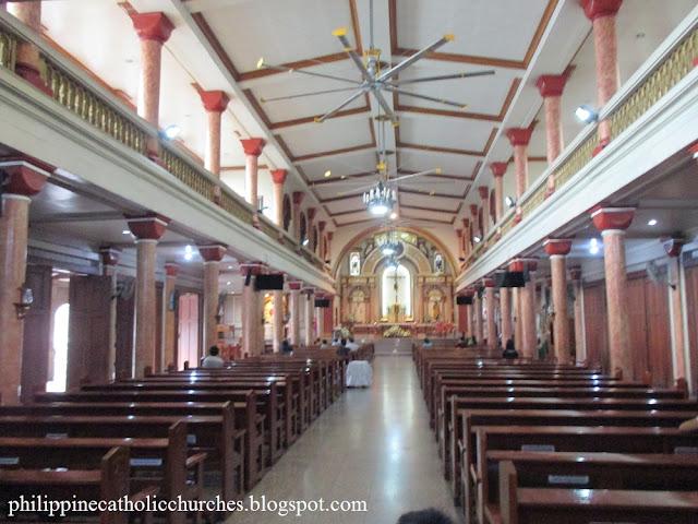 SACRED HEART OF JESUS PARISH CHURCH, Santa Mesa, Manila, Philippines