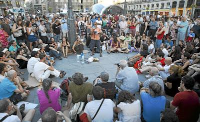 Asamblea movimiento 15M