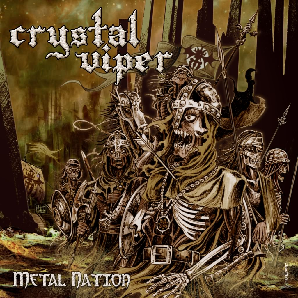 Crystal Viper - The Curse Of Crystal Viper