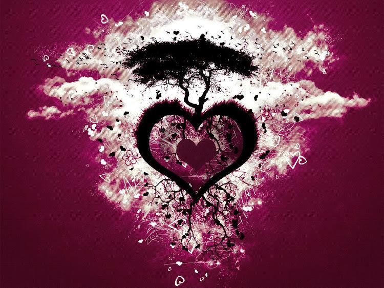 biar berakar cinta kepadaNya...