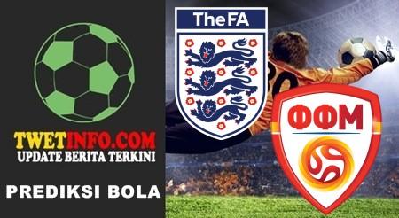 Prediksi England U19 vs Macedonia U19