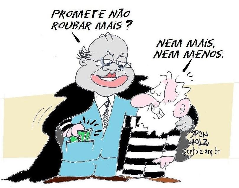 HC: Gilmar vota pela soltura de Lula
