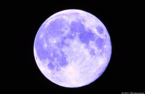 Blue Moon 2013: Tonight's full moon is also known as the Sturgeon Moon