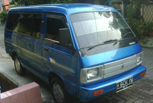 Mobil Bekas Murah Suzuki Carry 88 89
