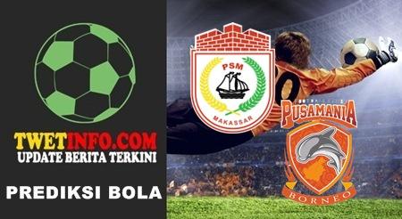 Prediksi Score PSM vs Pusamania Borneo 08-09-2015