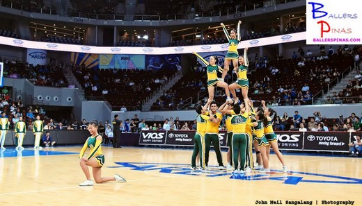 Order of Team Performance, Ticket Prices Etc.: UAAP Cheerdance 2013