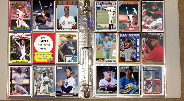 Topps cards that never were