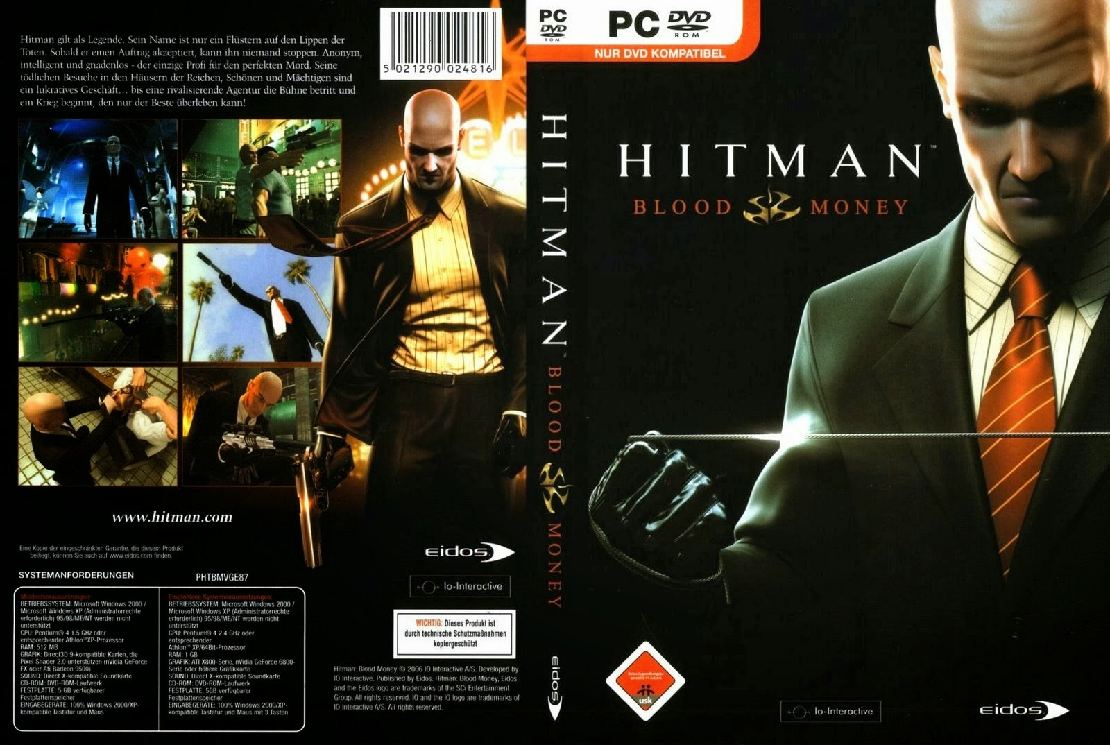 Naked patch for hitman hentai vids