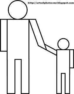 مجموعة للرسم والتلوين للاطفال
