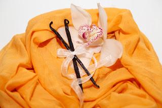 Texaroma sciarpa alla vaniglia