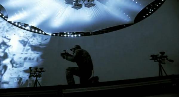 Virtual Reality di bidang militer