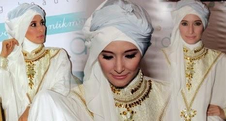 artis muslimah cantik