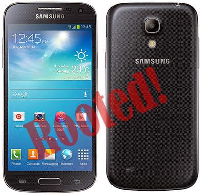 Root Samsung Galaxy S4 Mini SGH-I257M