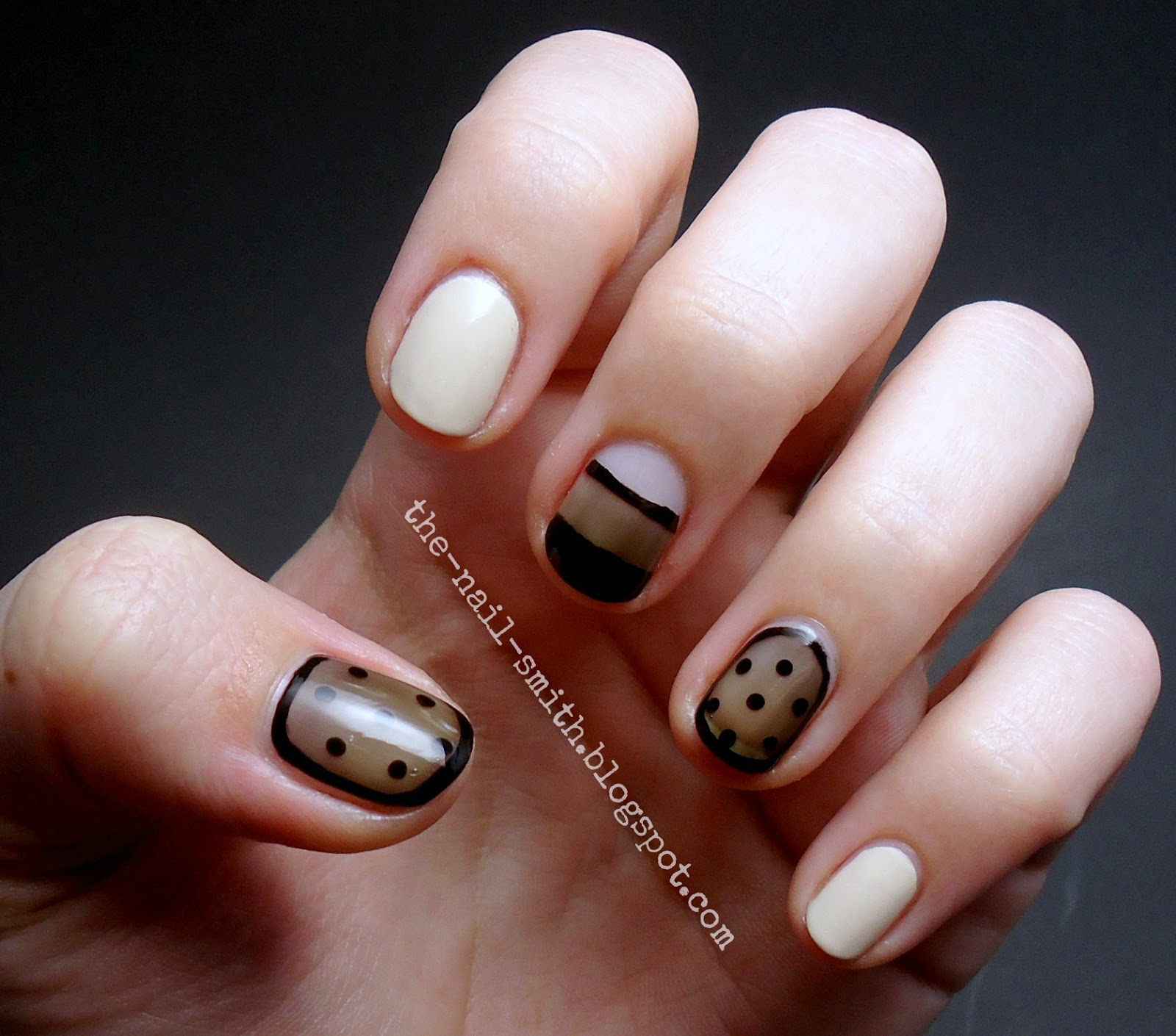 The Nail Smith: Les Nail Smiths, April 2015: Korean Nail Art Inspired