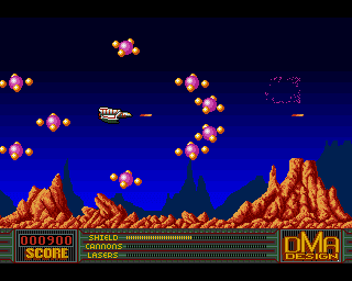 Menace on the Amiga